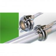 Алюминиевые быстроразборные трубы для полива (орошения)  (1)