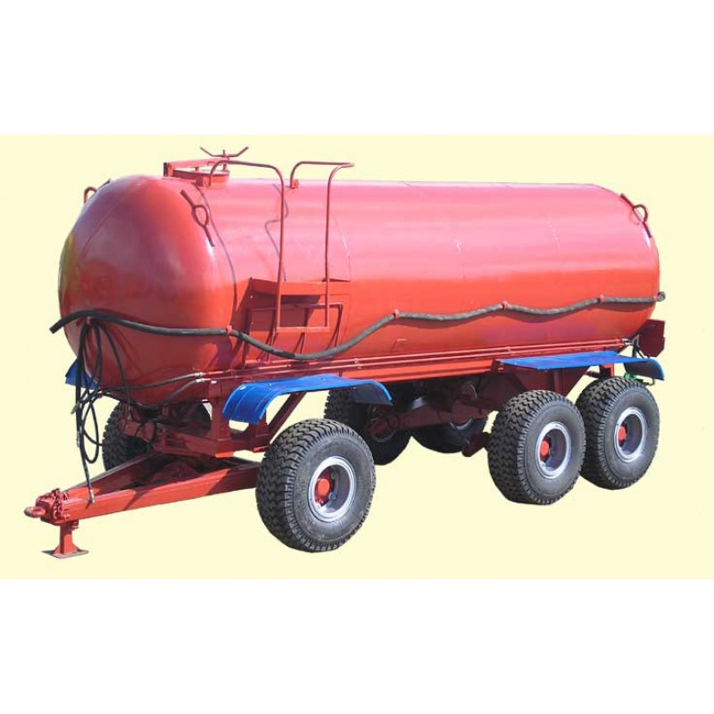 Цистерна для перевозки воды  МЖТ-16м
