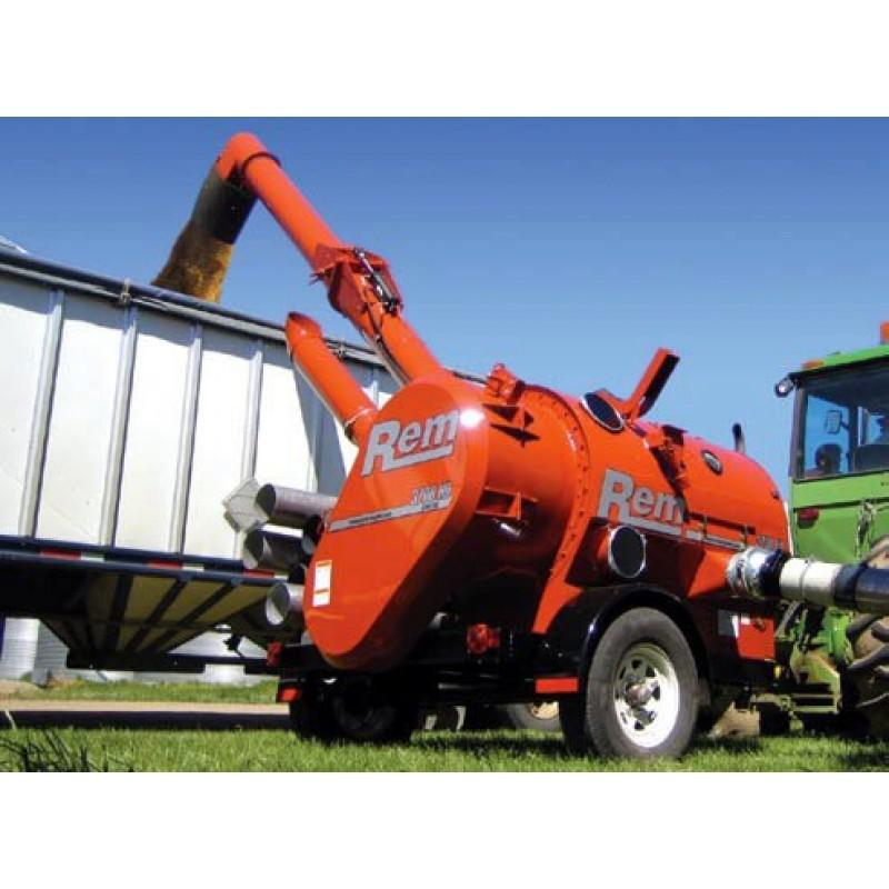 Вакуумная зерноперекачивающая установка GrainVAC 2700