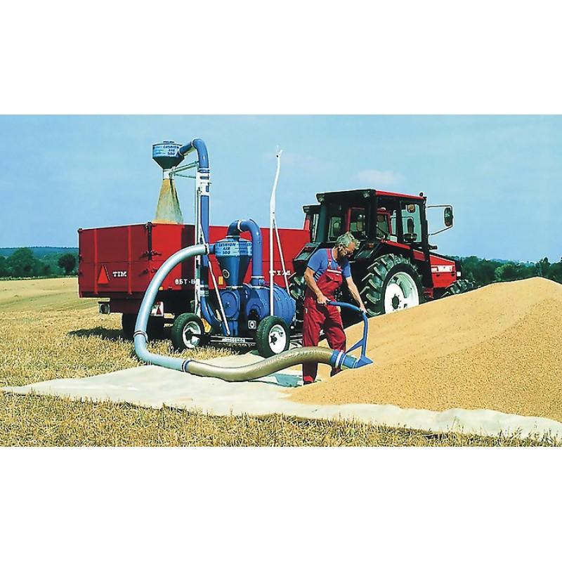 Пневмотранспортёры зерна  серии SUK-T, SUK-TR, SUK-E.