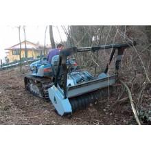 Лесной измельчитель UML/LOW