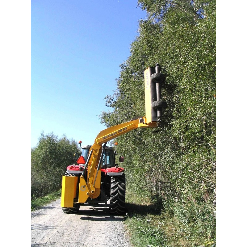 Измельчитель серии «SideChopper TPM 520 Pro» (ELHO, Финляндия)