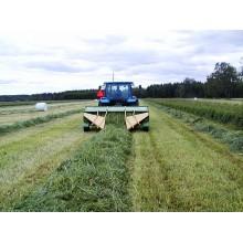 Ворошилки, валкообразователи TR 220/300 (шириной захвата 2.2м/3 м) (ELHO, Финляндия)