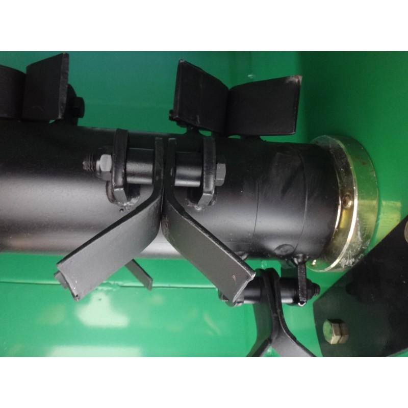 Измельчитель с бункером-накопителем FL-FLP 90-180 (GEO, Италия)