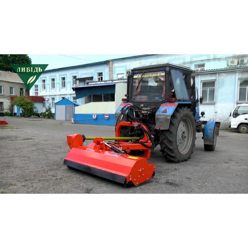 Измельчитель садово-коммунальный на поворотной раме ПСКПР - 175, 200