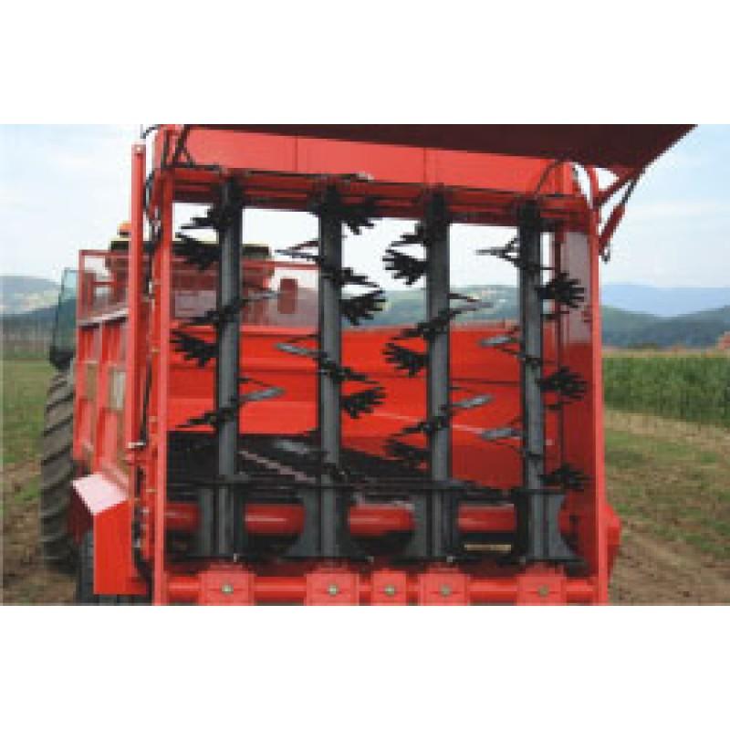 Разбрасыватели органических удобрений ORION 120T PRO