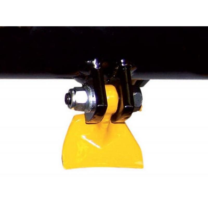 Измельчитель с гидравлической поворотной рамой ENERGY 105-155 (ORSI, Италия)