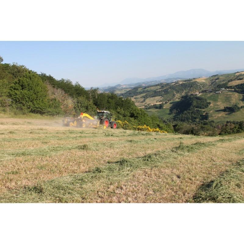 Ленточный валкообразователь RT 730 (Италия)