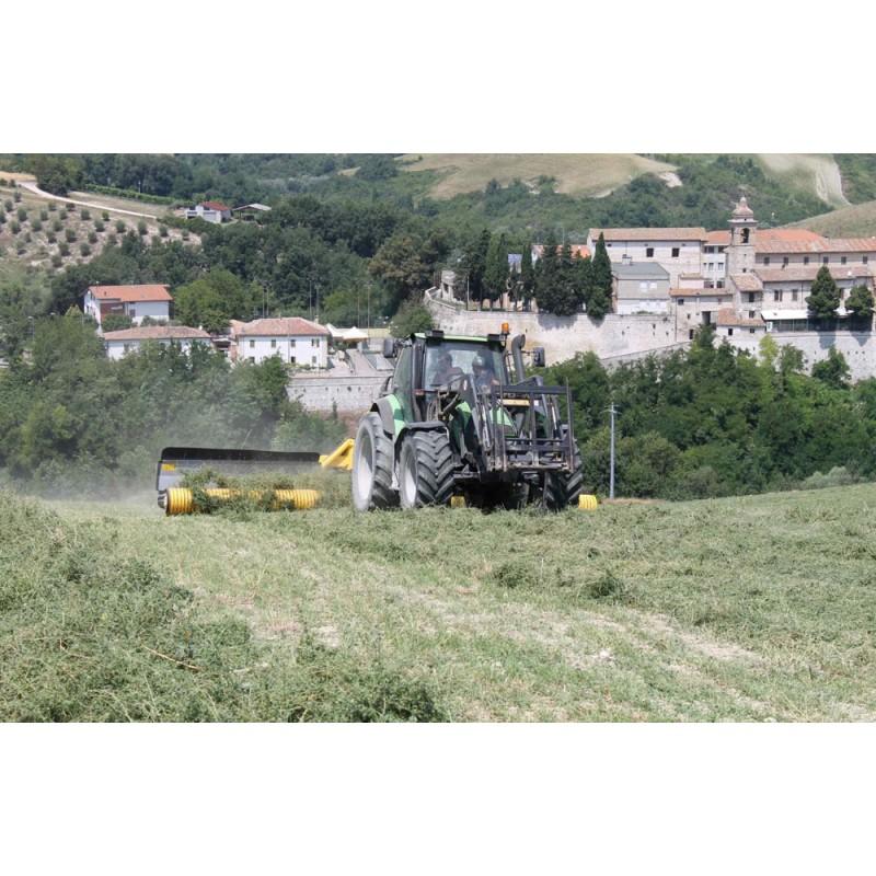 Ленточный валкообразователь RT 870 (Италия)