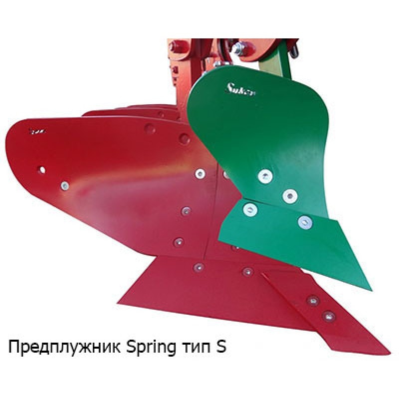 Плуг оборотный навесной SKR Roto-Spring