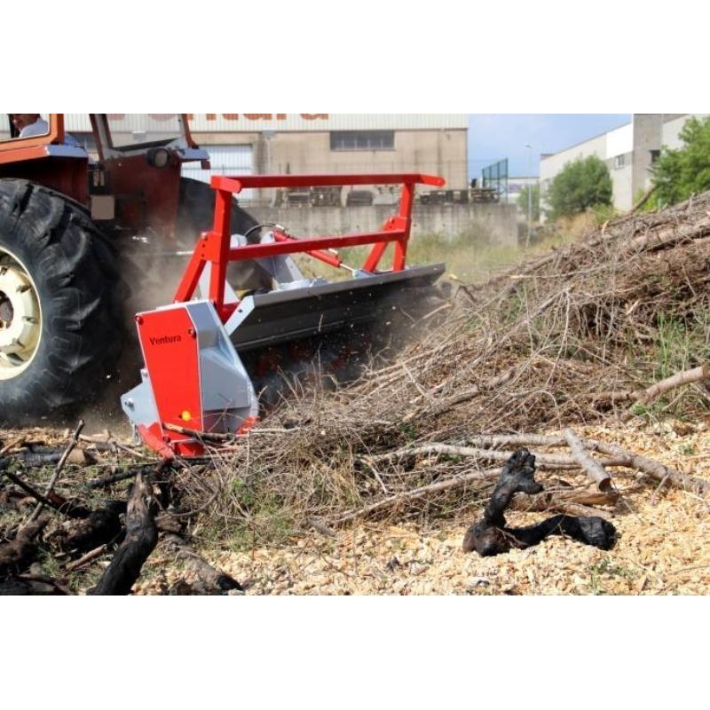 Лесной мульчер (измельчитель) TFVJD (Ventura, Испания)